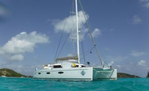 yacht charter in panama
