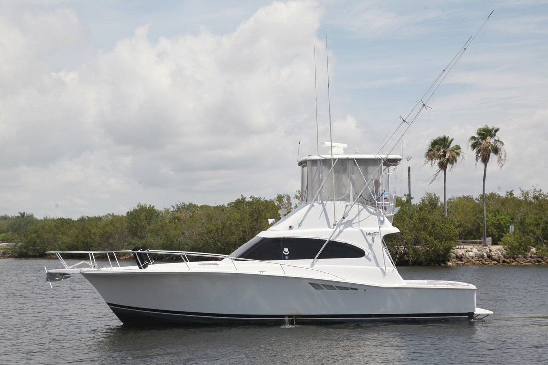 Luhrs 38, Motor Yacht Charter In Panama