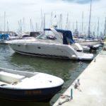 motor boat charter in cartagena