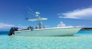 power boat charter bahamas