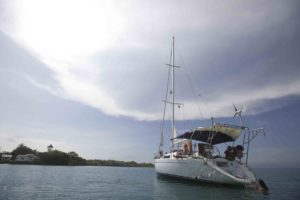 sailing vessel charter in cartagena