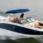 power boat charter in cartagena
