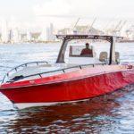 powerboat charter in cartagena